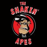 The Shaking' Apes. Il Rock'n'roll made in Sardegna