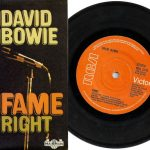 James Brown – Hot (I Need to Be Loved, Loved, Loved) (vs. David Bowie – Fame)