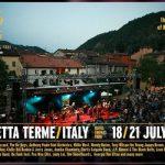Dal 18 luglio prende il via la 32° edizione del Porretta Soul Festival