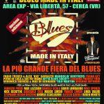 Cresce l'attesa per la kermesse Blues. Il 12 ottobre il Blues Made in Italy festeggerà la sua decima edizione.
