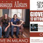Il nuovo disco dei North Mississippi Allstars presentato in Italia il 16 e 17 ottobre 2019.