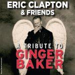 Eric Clapton annuncia il concerto tributo per Ginger Baker