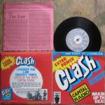 "The Clash – I Fought The Law And Law Won (""The Cost Of Living Ep"" )"