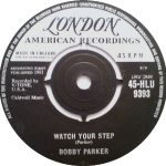 The Beatles – I Feel Fine (vs. Bobby Parker – Watch You Step)