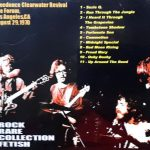 Creedence Clearwater Revival – Live at Inglewood Forum – Los Angeles Forum 1970
