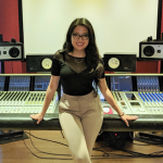 "Do you think sound engineering is only a ""man's job""? Marcela Rada explains why you couldn't be more wrong"