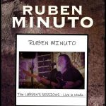 "Ruben Minuto – ""The Larsen's Sessions live in studio"""
