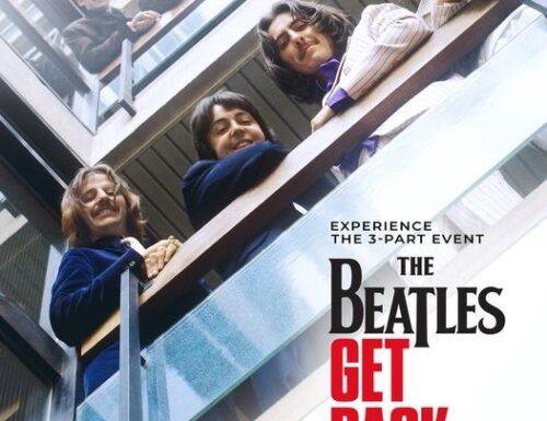 THE BEATLES – GET BACK TO LET IT BE
